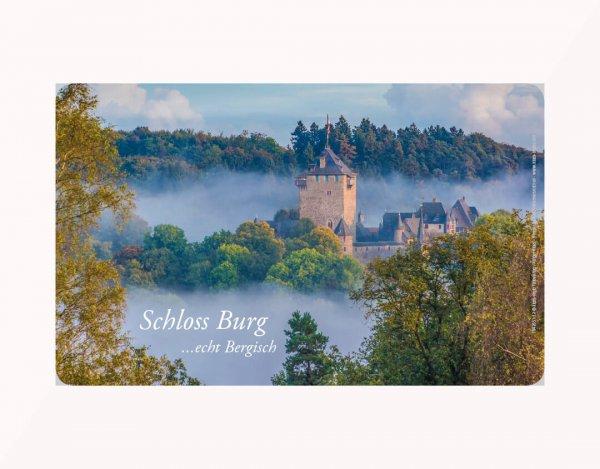 Frühstücksbrettchen Schloss Burg
