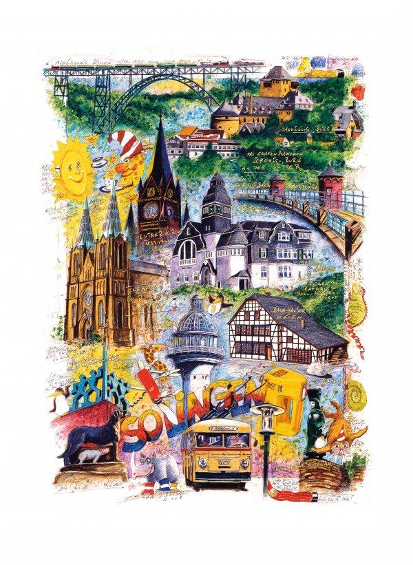 Stadtbild Solingen